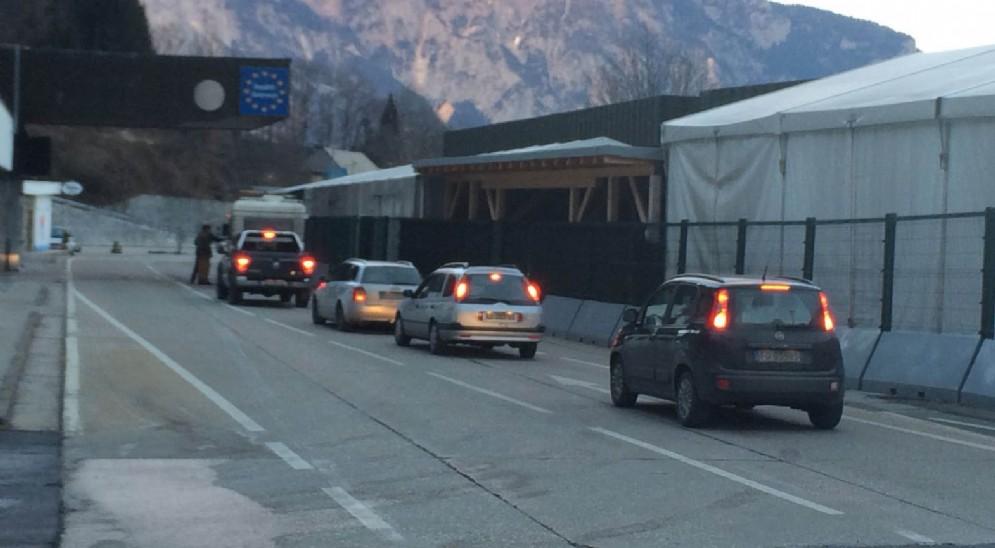 Rete di videosorveglianza ai valichi stradali del Fvg
