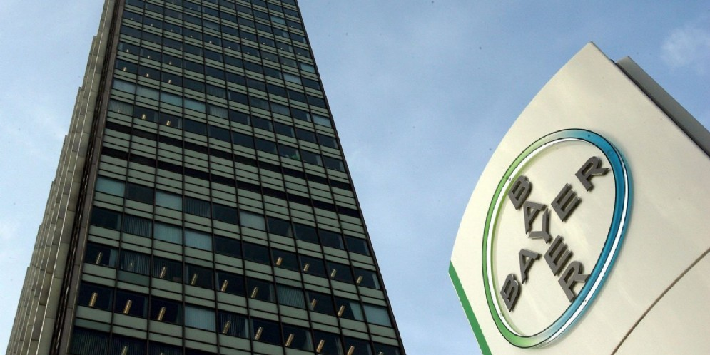 La sede della Bayer a Leverkusen