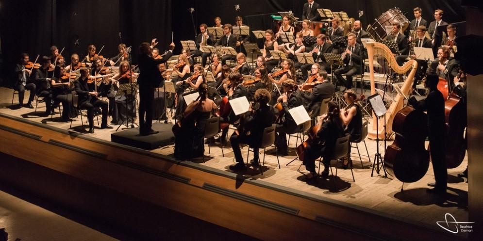 Filarmonici Friulani in concerto a Villa Manin con il celebre violinista Marco Fiorini