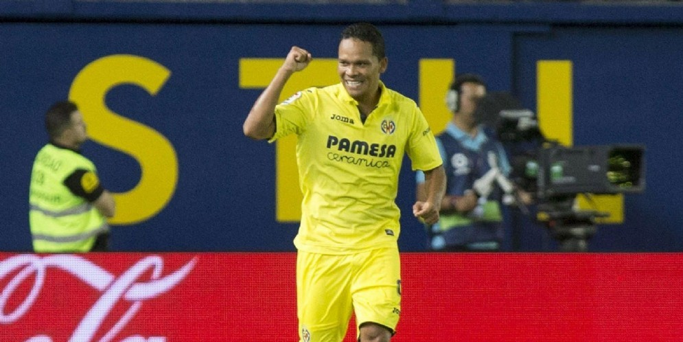 Carlos Bacca tornerà al Villarreal a titolo definitivo