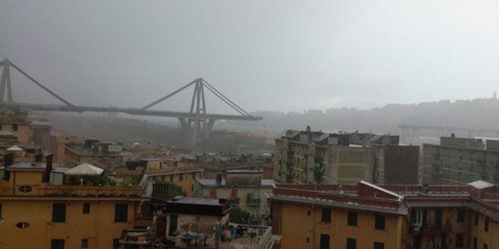 """Crollo del ponte a Genova, Fedriga: """"Il Fvg è pronto a fare la sua parte"""""""