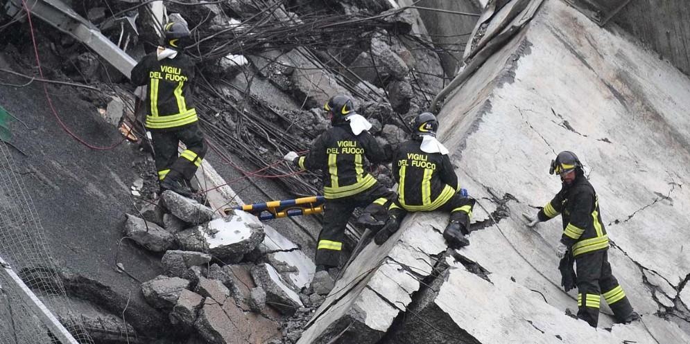 Crollo del ponte a Genova: tra i feriti anche 2 persone del Fvg