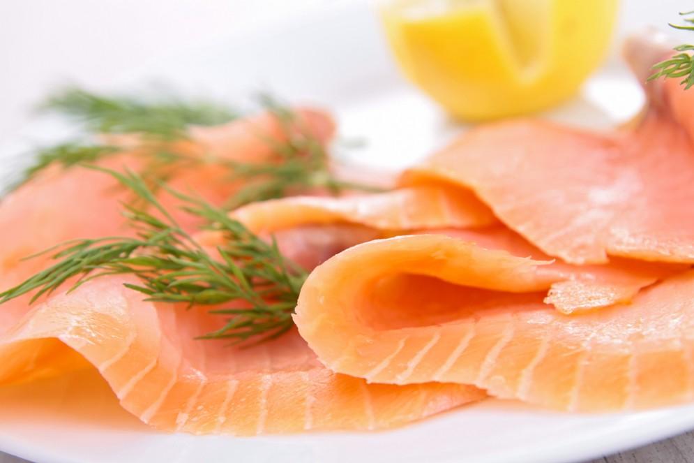 Salmone affumicato contaminato da Listeria