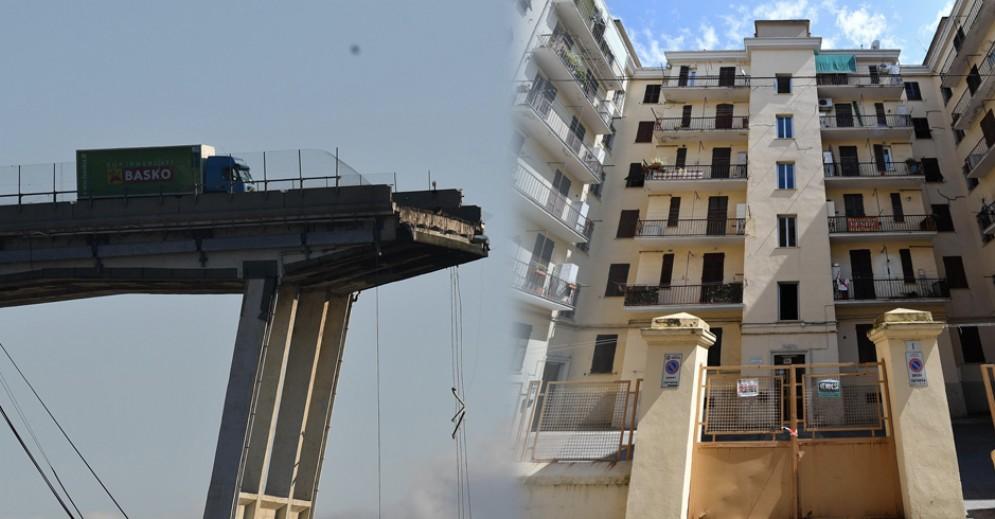 Genova, sciacalli sorpresi a rubare sotto il ponte Morandi: sono tre sinti torinesi
