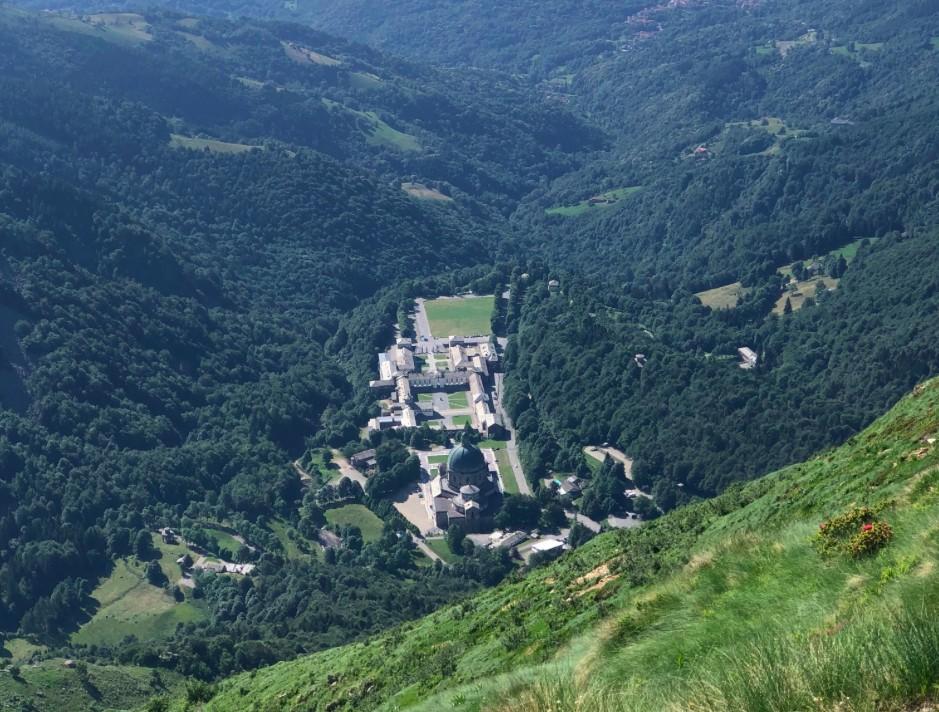 I sentieri del Biellese, una gita sul monte Tovo, anello per la Bocchetta di Finestra