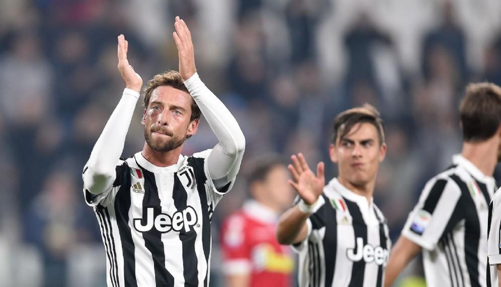 Claudio Marchisio lascia la Juventus: rescissione consensuale l'ultimo giorno di calciomercato