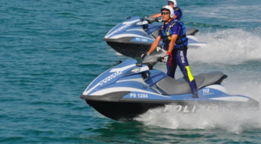 Duino Aurisina, chiusa la Squadra nautica della Polizia