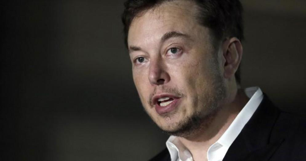 Elon Musk fondatore di Tesla
