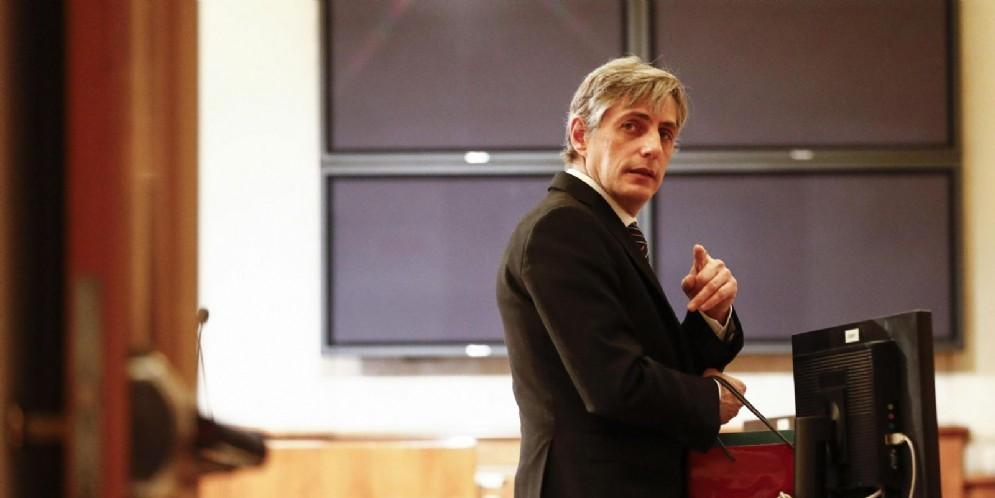 Il senatore M5s torinese, Alberto Airola