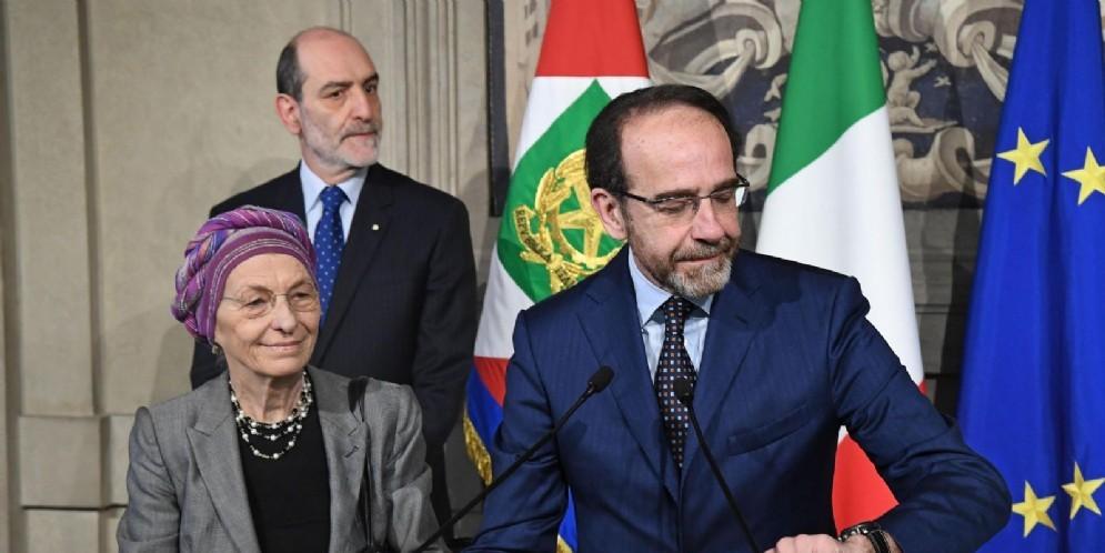 Il segretario del Psi Riccardo Nencini
