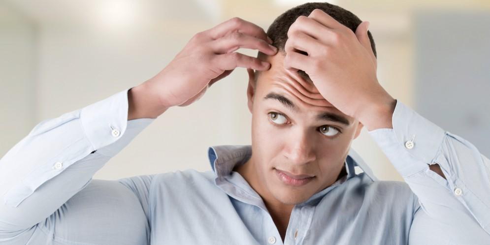 Una nuova terapia per l'alopecia