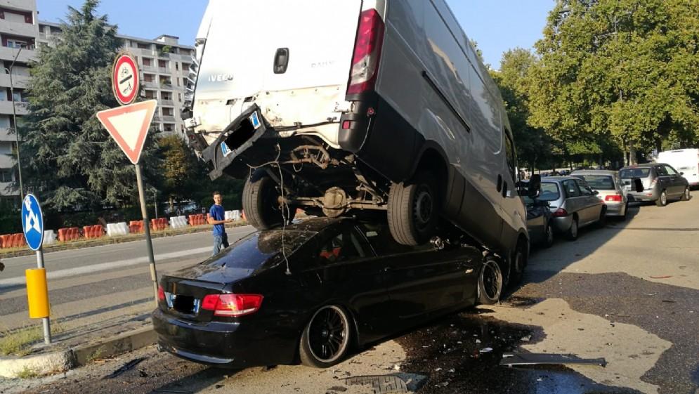 Incidente in corso Grosseto