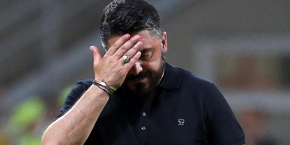 Gennaro Gattuso, tecnico del Milan