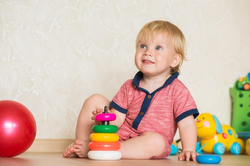 Una strana forma di demenza in un bambino di 2 anni - Foto rappresentativa