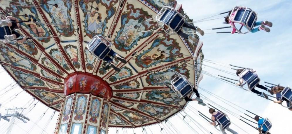 Luna park - Immagini di repertorio