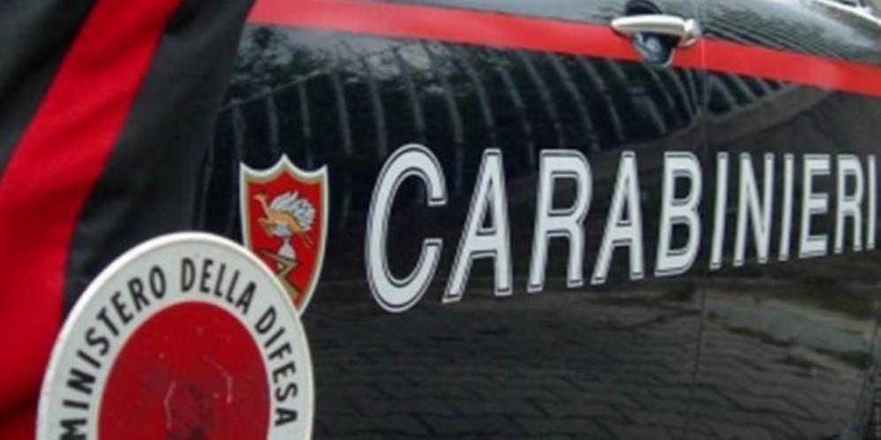 Auto dei Carabinieri - Immagine di repertorio