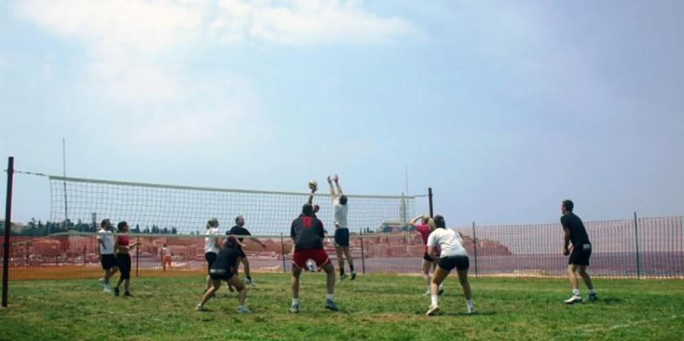 """Si concluderà a settembre il torneo internazionale di green volley """"Confini in Gioco"""""""