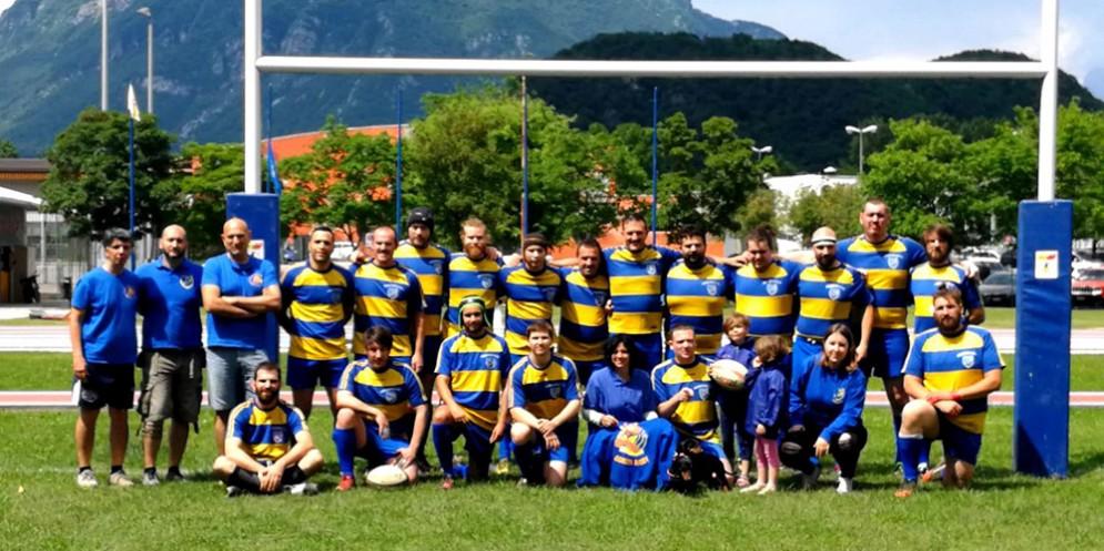 Sono iniziate le prime fatiche stagionali del Gorizia Rugby