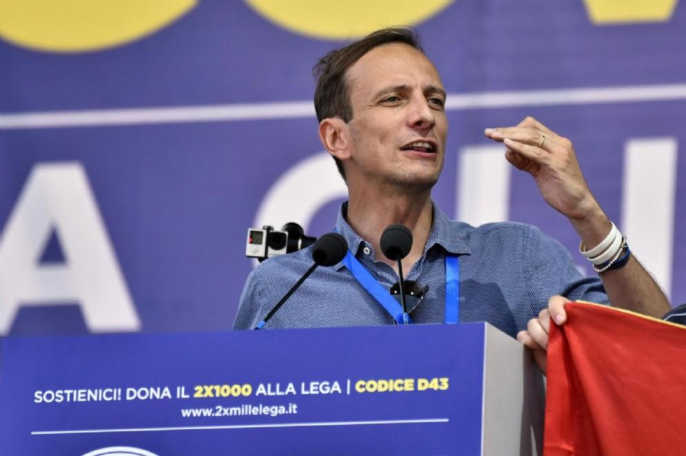 Il presidente della Regione Friuli Venezia Giulia, Massimiliano Fedriga