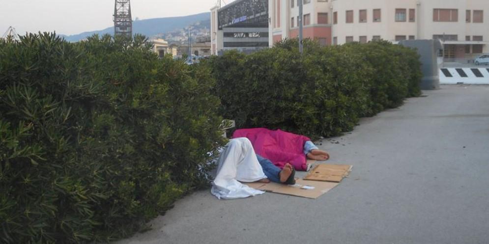 Emergenza migranti a Trieste: blitz nella notte