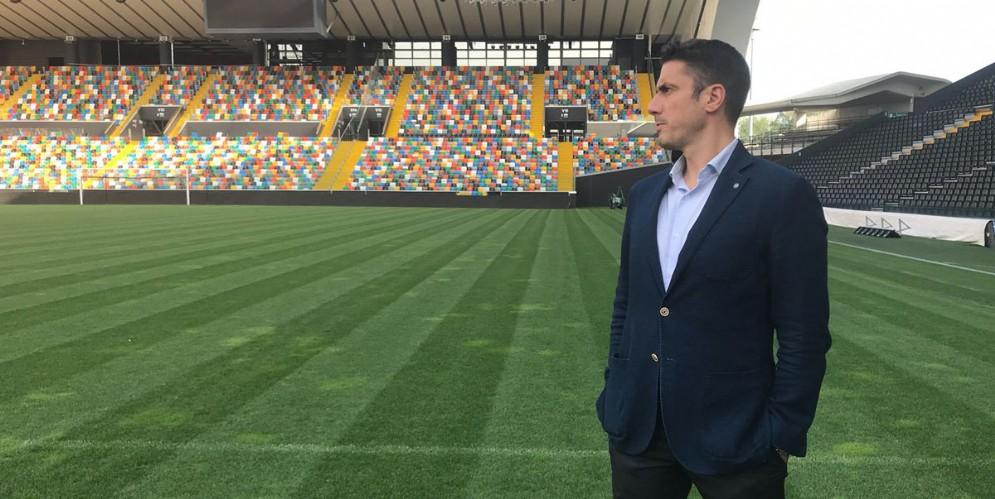 Udinese: per Velazquez l'obiettivo è vincere contro la Samp