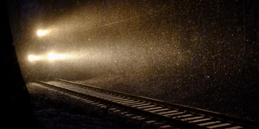 Il maltempo blocca la stazione centrale di Trieste
