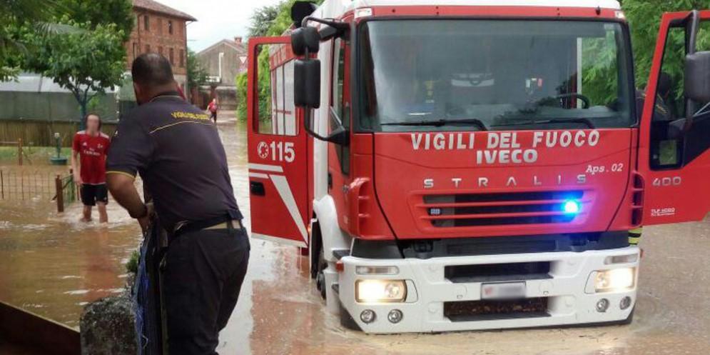 Vigili del fuoco: in Fvg circa 80 interventi