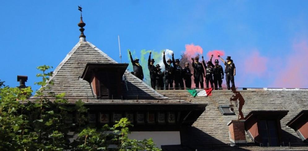 Spazzacamini, raduno mondiale in valle Vigezzo