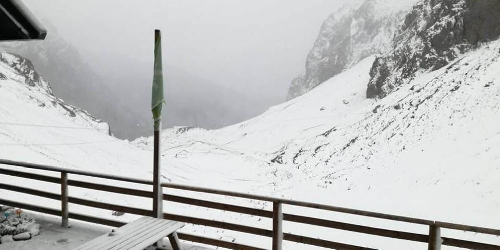 Rifugio Lambertenghi-Romanin