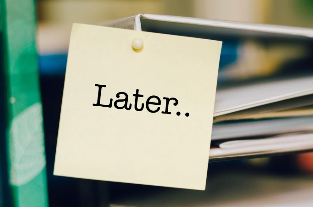 Chi tende a procrastinare ha un cervello diverso dagli altri