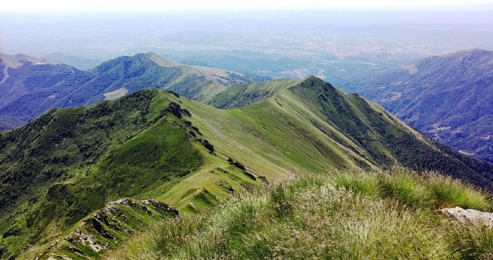 Montagne biellesi - Immagine di repertorio