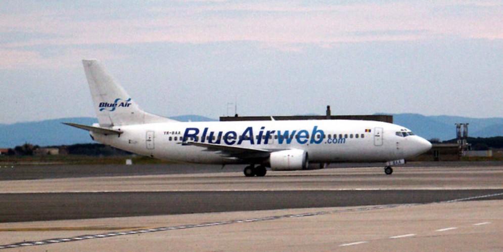 Aeromobile della Blue Air