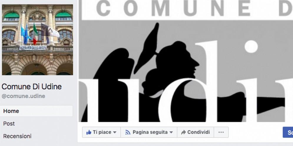 Interrogazione «sull'utilizzo improprio» del pagina Fb del Comune
