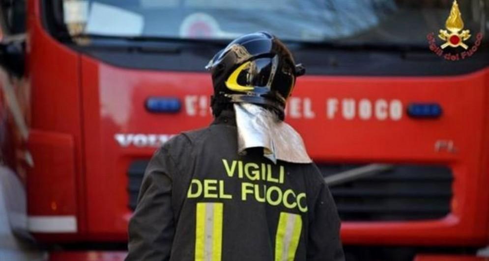 Vito d'Asio: masso frana sull'ex provinciale 1, 200 persone coinvolte nei disagi