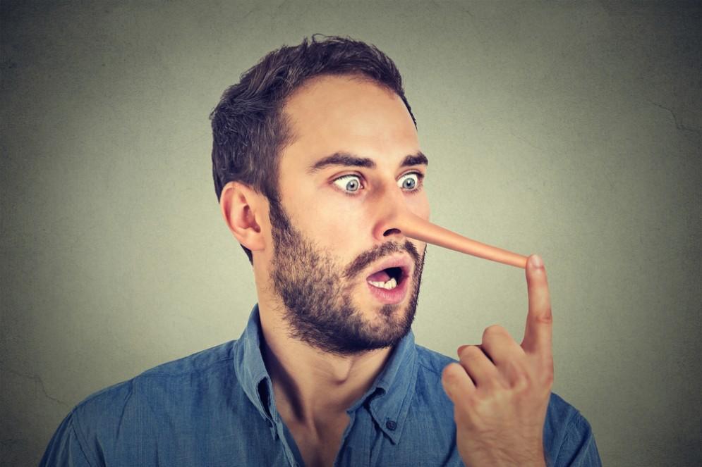 Perchè diciamo le bugie?