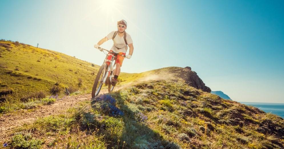 E-Bam arriva la traversata in mountain bike da Bielmonte ad Alagna