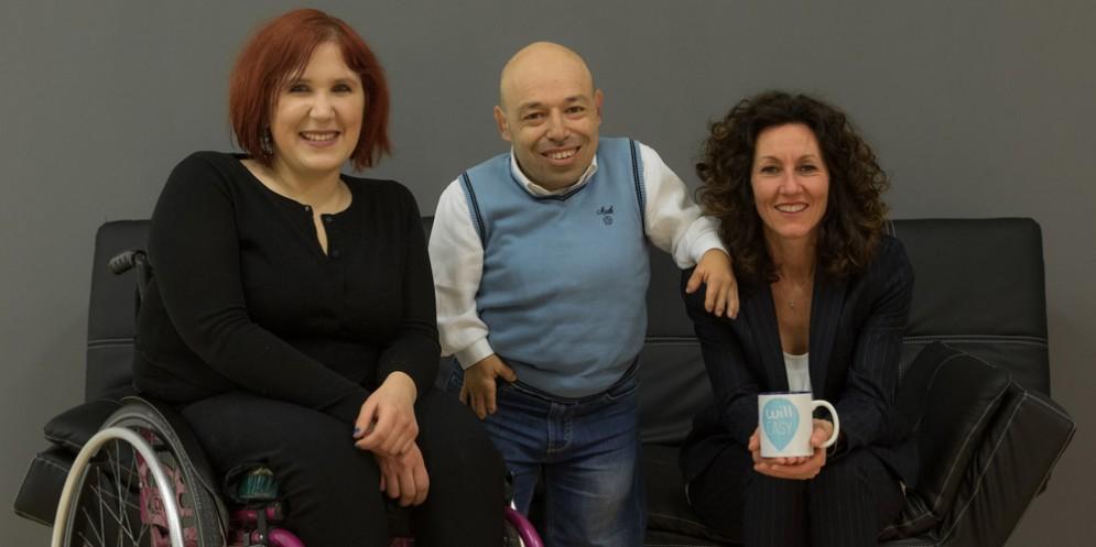 WillEasy: presentato al Comune a Udine il progetto per l'accessibilità di 'Io ci vado'