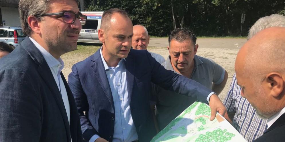 A Forgaria, Comune 'ribelle', nuovo polifunzionale con i fondi Uti