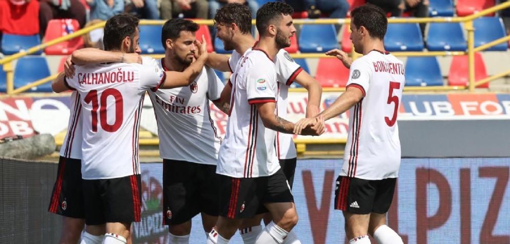 Il Milan di Gattuso si appresta a giocare per la seconda volta di fila in Coppa Uefa