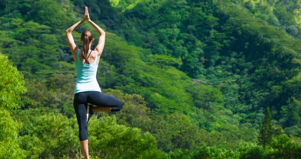 Oasi Zegna, yoga nella natura per ripartire con lentezza