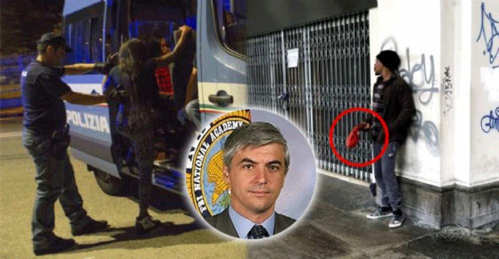 Mafia nigeriana a Torino, quanto è potente e come si combatte: intervista al capo della Squadra Mobile