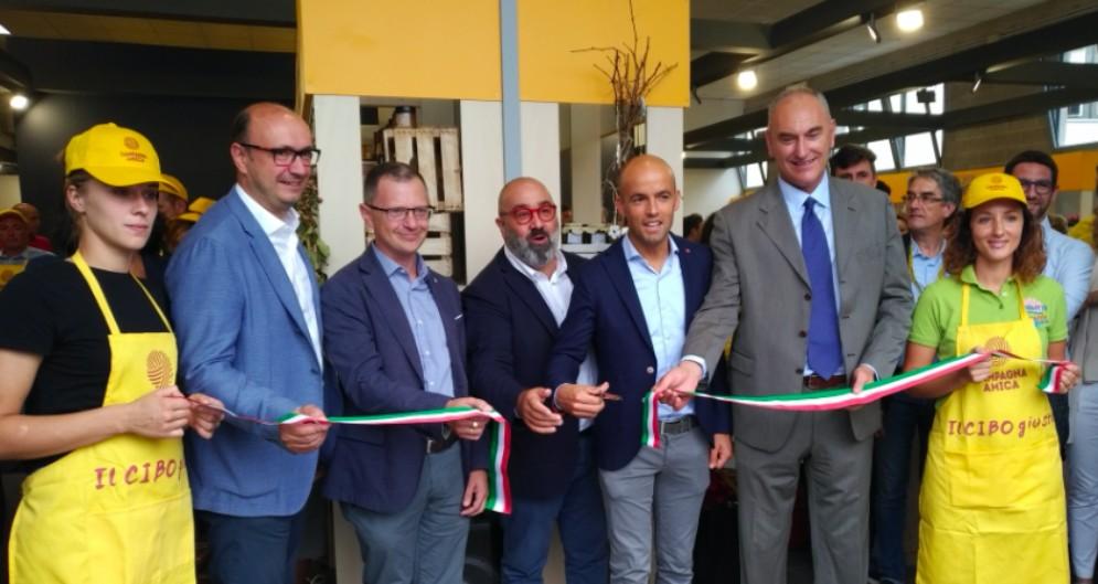 Udine, inaugurato il mercato coperto in viale Tricesimo