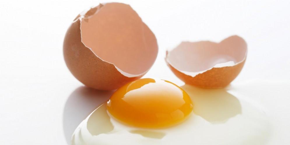 Uova contro la calvizie
