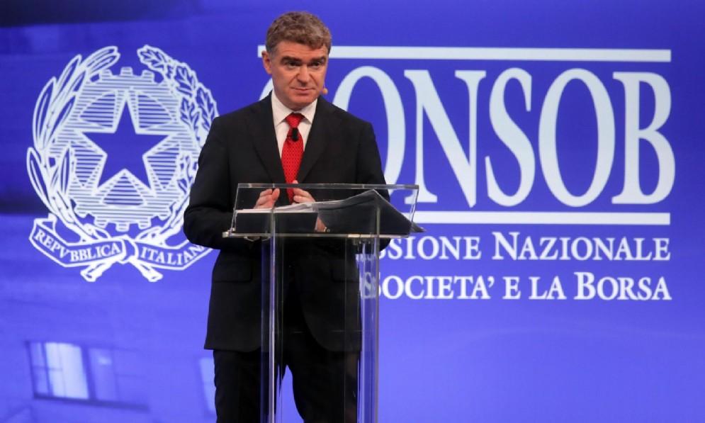 Mario Nava, presidente di Consob