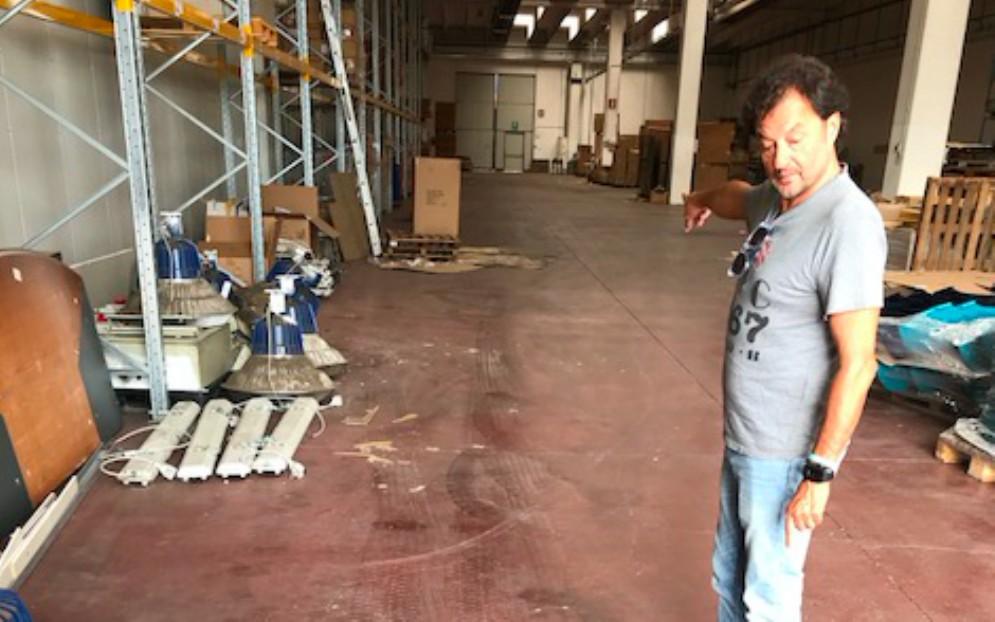 Colpo da 70 mila euro in un magazzino di Premariacco