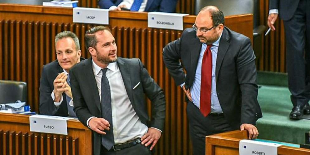 Consigliere regionale PD , Cristiano Shaurli
