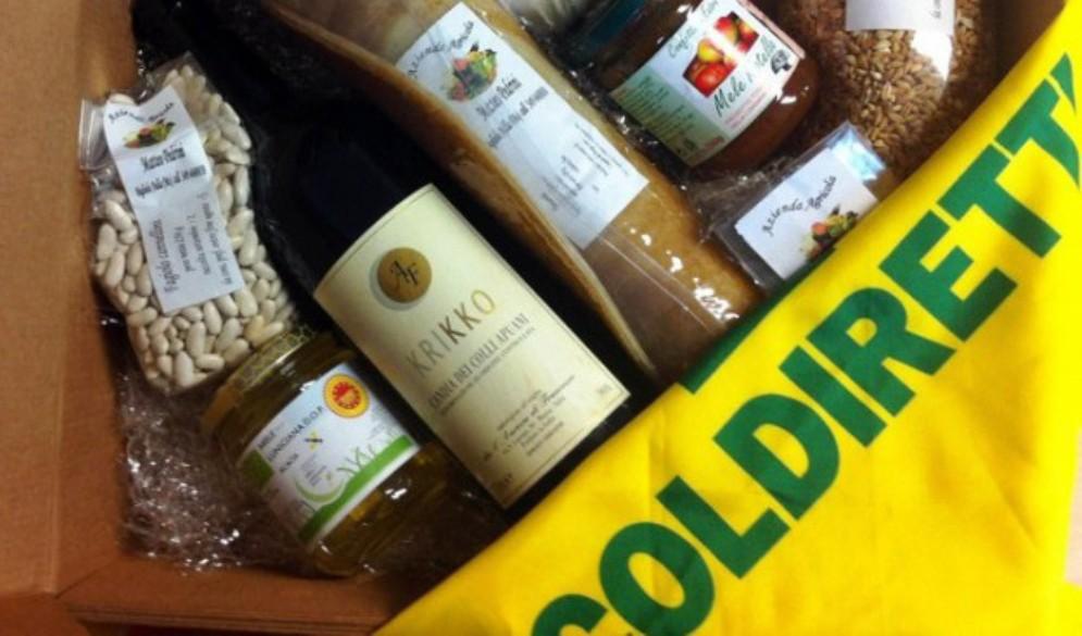 Coldiretti Trieste: aperto un mercato di Campagna Amica all'Asp-Itis