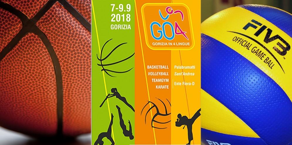 Weekend a tutto sport con la 6° edizione del Torneo internazionale giovanile Gorizia in 4 Lingue