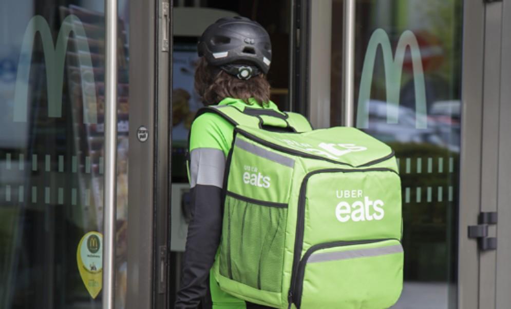 Uber Eats sbarca a Trieste in collaborazione con McDonald's
