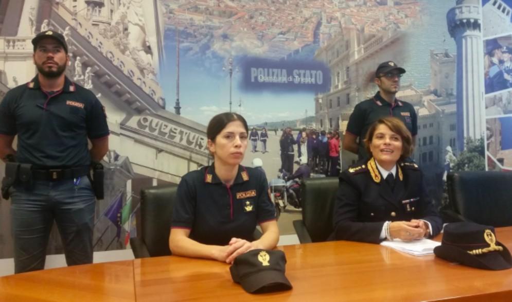 Trieste, emessi cinque fogli di via e denunciate 3 romene